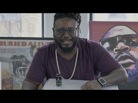 T-Pain Introduces New Catalyst Gaming Energy Mints