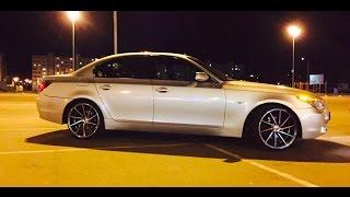 BMW E60 Мысли вслух про диски