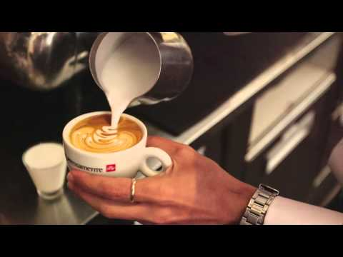 Key Ingredients featuring illy's Giorgio Milos' Coffee Caviar Recipe and filmmaker Wendy Levy