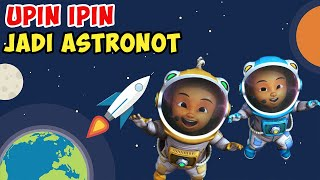 THE ASTRONAUT Upin & Ipin Space | ROBLOX Upin Ipin