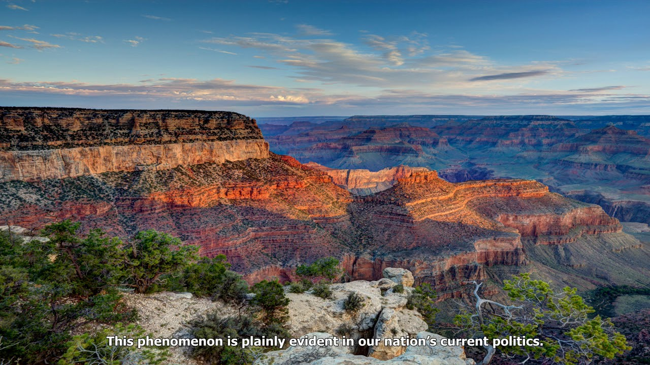 The Grand Canyon Taught Me About American Politics