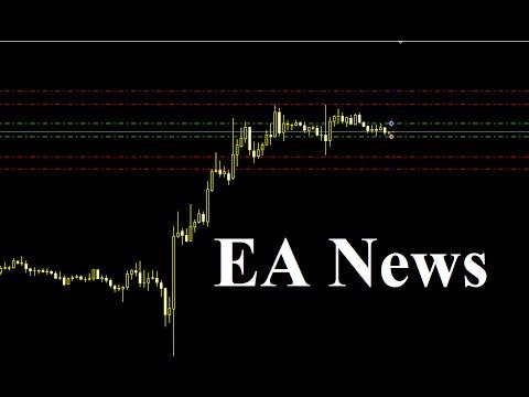 Советник EA News Лучший, новостной советник форекс!