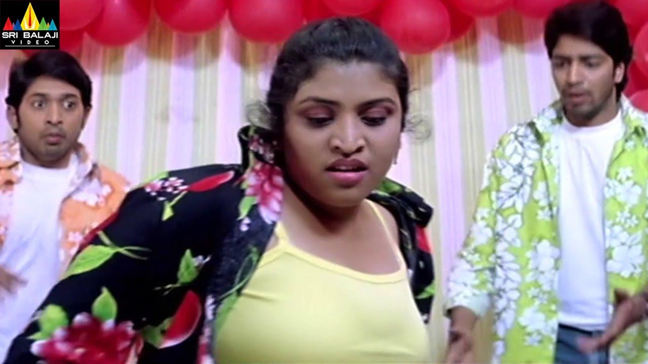Download Party Movie Comedy Scenes | Uma with Bramhmanandam | Sri Balaji Video