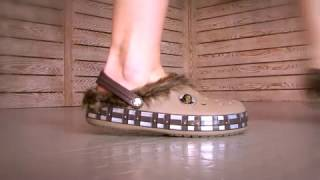 Star Wars Crocs Adults Chewbacca Lined Clog At World Of Clogs