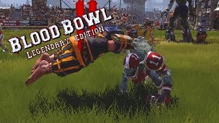 Playing Blood Bowl 2: Legendary Edition
