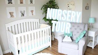 NURSERY TOUR || BABY BOY + GENDER NEUTRAL