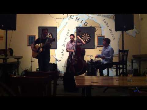 Track #3. Sam Corbin Band at The Wolverine State Brewery in Ann Arbor  08-06-2013.