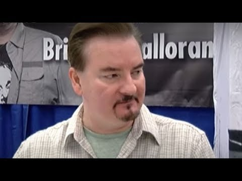 Brian O'Halloran talks to FOX 7 at Wizard World Comic Con Austin  112017