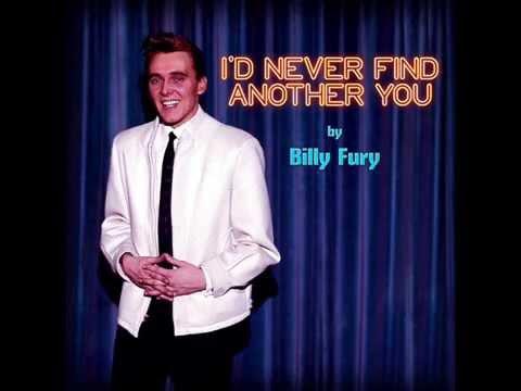 Billy Fury Christmas Single Future Radio 21/11/15