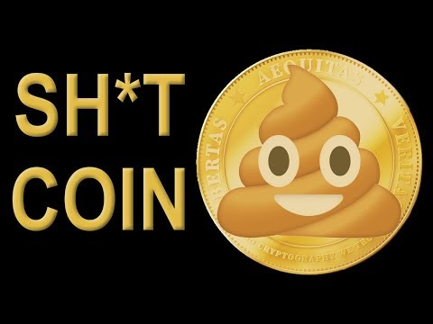 Forget Bitcoin, Meet Sh*tCoin