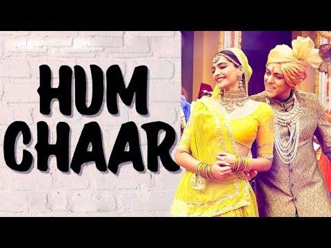 Rajshri Announces Their New Film Hum Chaar I Salman Khan, Sonam Kapoor