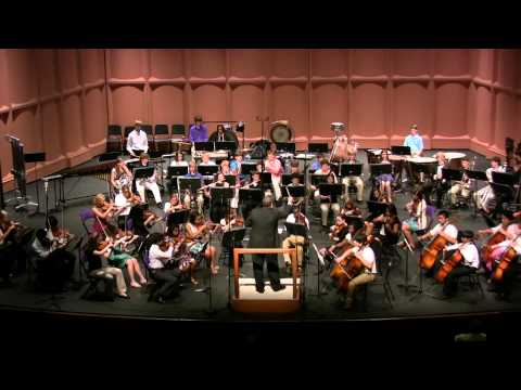 Dvorak - Slovanic Dances (Furman Music Camp 2011)