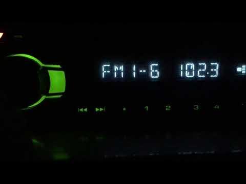 [Неисправность?] Прием 102.3 (DFM) в сравнении с другими радиостанциями, вещающими в г.Рубцовске.
