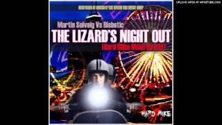 Martin Solveig Vs Bisbetic - Lizards Night Out (Hard Mike Mash Up Edit)