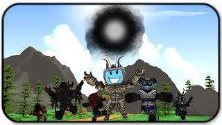 Magic Update - Ultimate Power And Explosions Everywhere - Roblox Titan Simulator