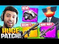 Fortnite ALL CHANGES In UPDATE V12.10 TODAY! Gold Skins & Pickaxes Change (Battle Royale Season 2)