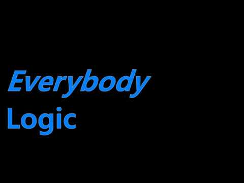 Everybody- Logic (lyrics)