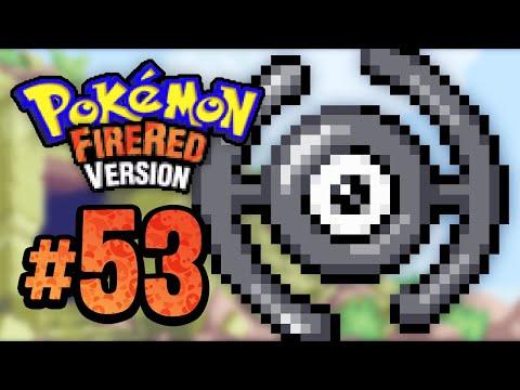 Pokémon FireRed | Tanoby Ruins - 53
