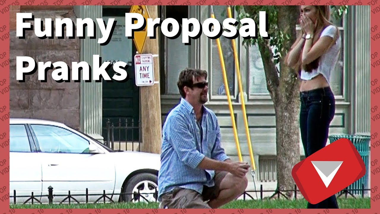 Funny Proposal Prank Fails Compilations [2017] (TOP 10 VIDEOS)