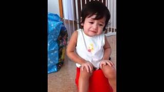 potty training(Crying)