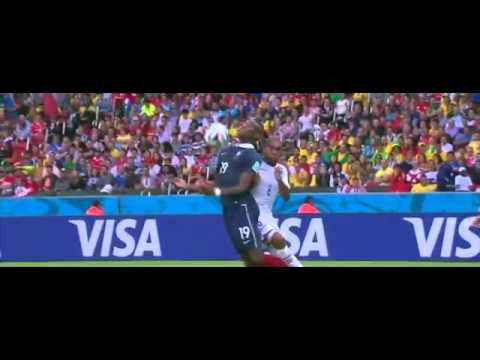 Pogba dive in Penalty ~ France vs Honduras 1 0 ~ World Cup 2014 HD