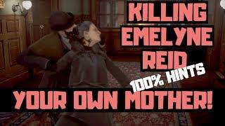 VAMPYR - Kill Emelyne Reid - Final Hint + Mesmerise + Consequences Killing Mother