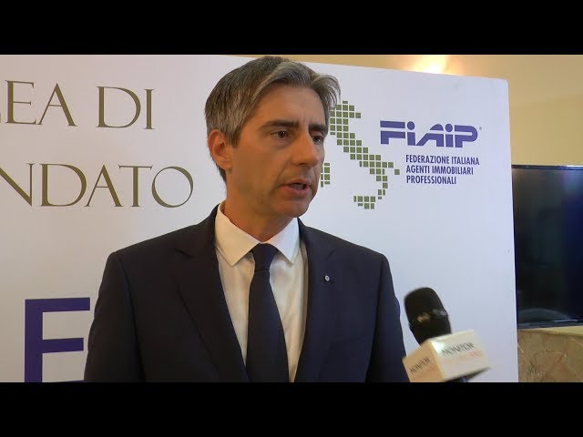 Napoli per un giorno capitale dell'immobiliare: Gian Battista Baccarini (Fiaip)