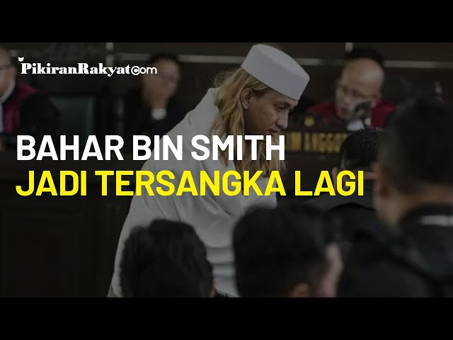 Bahar bin Smith Ditetapkan Sebagai Tersangka Lagi, Polisi: Penyidik Sudah Melakukan Gelar Perkara