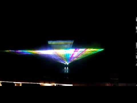 water screen laser show 4