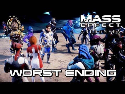 Mass Effect Andromeda - Worst Ending |