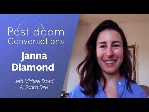 Janna Diamond: Post-doom with Michael Dowd and Ganga Devi Braun