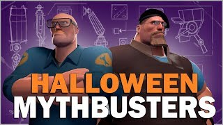 TF2 Mythbusters: Halloween