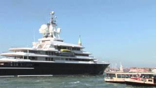 Яхта Романа Абрамовича