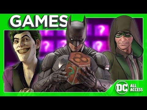 BATMAN TELLTALE 2: Joker's New Allies