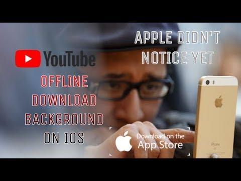 YouTube Offline - The Best App In IOS