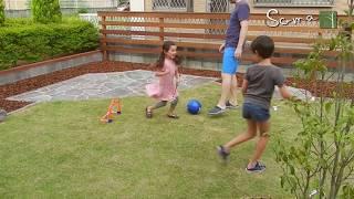 お子様とお庭ですごす休日 ソーマオリジナルガーデン http://www.so-ma....
