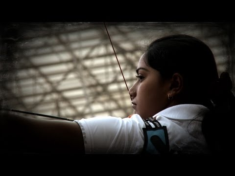 Deepika KUMARI  Interview  - 2011 World Archery People