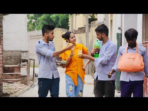 Desi Love Story ft. Pooja Khatkar | Hum Haryanvi Comedy