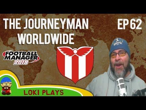 FM18 - Journeyman Worldwide - EP62 - River Plate Uruguay - Football Manager 2018