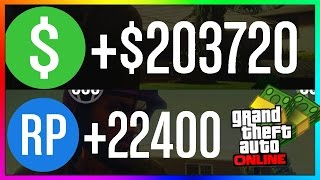 GTA 5 Online INSANE UNLIMITED MONEY & RP! Best Fast Easy Money Not Money Glitch PS4/Xbox One/PC 1.38