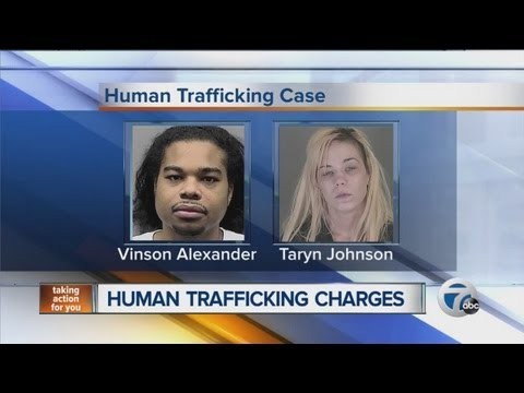 Detroit human trafficking case