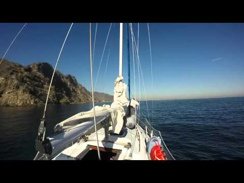 Approaching and Anchoring at Avalon