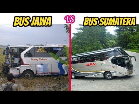 5 Perbedaan BUS Sumatera dan BUS Jawa