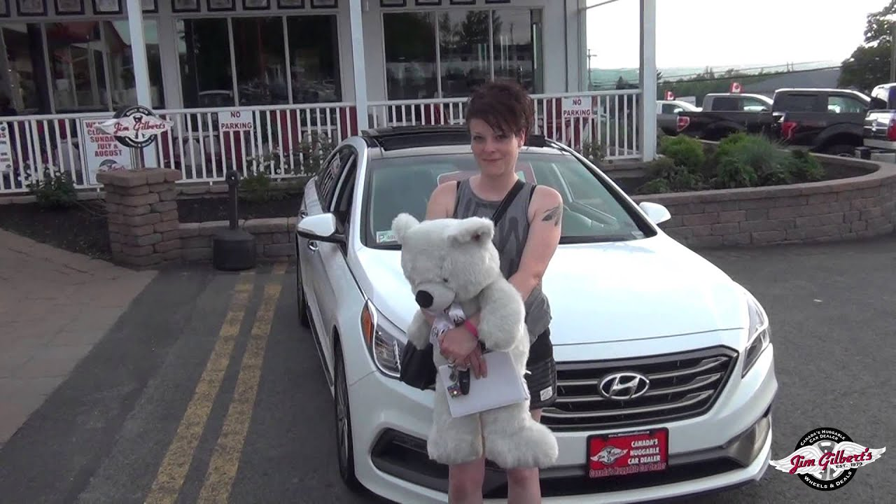 Fredericton Used Cars Wheels and Deals Nina Forbes 2015 Hyundai
