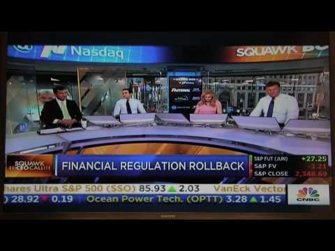 Washington Federal CEO,  Brent Beardall on CNBC