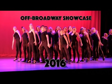 BAA Off-Broadway Showcase 2016!