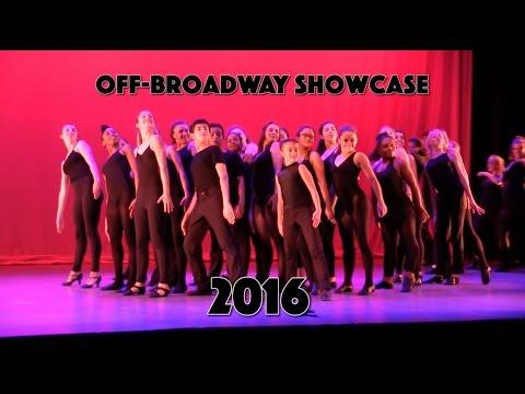 BAA Off-Broadway Showcase 2016!