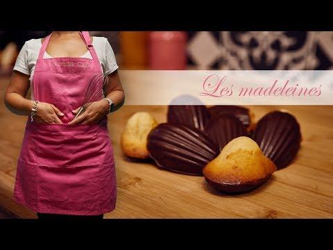 recette-de-madeleines-et-leur-coque-en-chocolat-noir