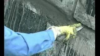 видео Материалы для гидроизоляции бетона: проникающая, битумная