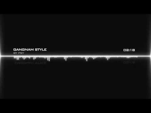 Instrumental GANGNAM STYLE 강남스íÆ'€ì�¼ Remix   PSY NO Words Lyrics